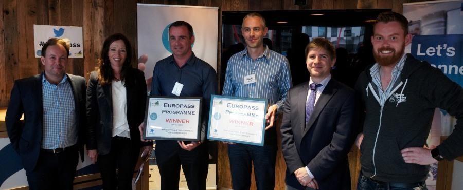 Europass Pitching Competition winner – Standard Access