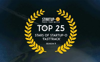 Standard Access  included on the Top 25 startups from Startup-O 'Fasttrack' Season 7 list