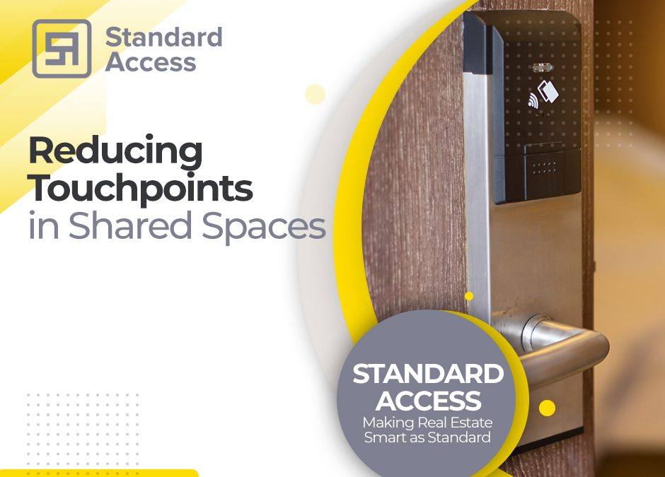 Pandemic-Responsive Workplaces: Reducing Touchpoints in Shared Spaces