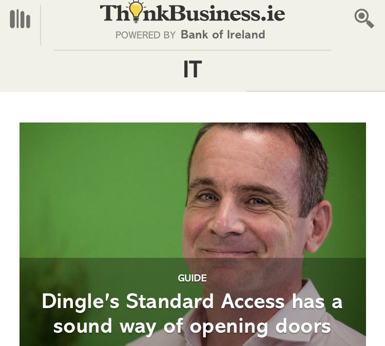 Dingle's Standard Access has a sound way of opening doors