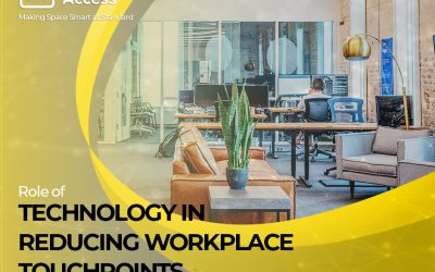 Standard Access: Role of Technology in Reducing Workplace Touchpoints