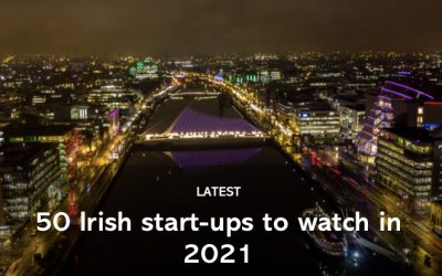 Standard Access Featured Among Ireland's Top Startups to Watch in 2021