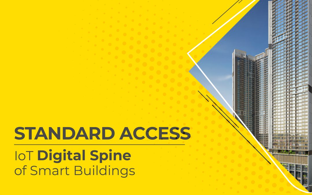 Digital Spine OS: The Core of a Smart Building