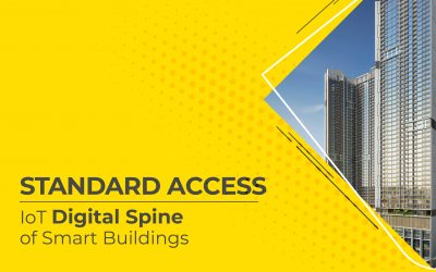 Digital Spine: The Core of a Smart Building