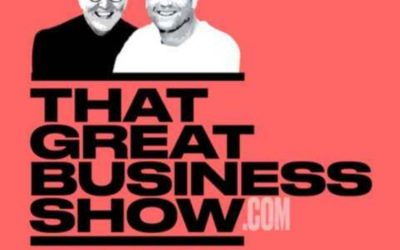 That Great Business Show with Conall Ó Móráin and Jamie Heaslip