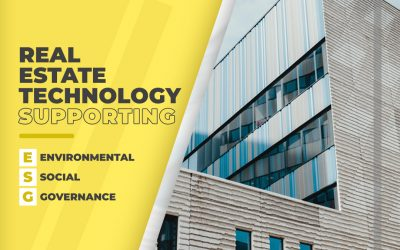 Real Estate Technology Supporting ESG