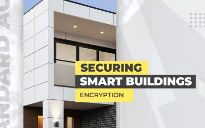 Cybersecurity for Real Estate: Securing Smart Buildings – Encryption